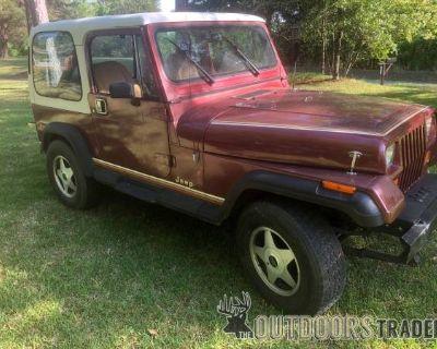 FS 1987 Jeep Wrangler