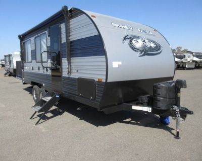2022 Forest River Cherokee Grey Wolf 18RR