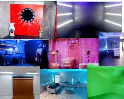 Arlington Entertainment District Studio/Event Space, Arlington, TX