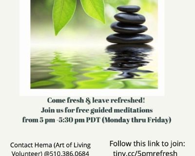 Come fresh & leave Refreshed