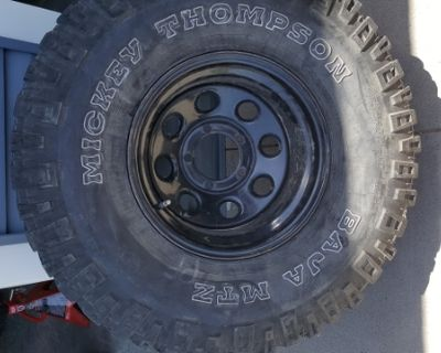 73 f100 4x4 rims/suspension parts