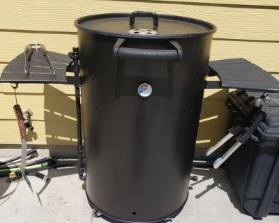 Ugly Drum Smoker (Reduced)