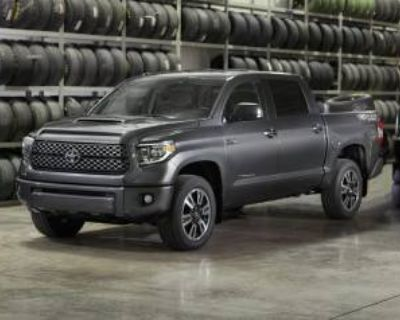 2020 Toyota Tundra SR5 Double Cab 6.5' Bed 5.7L 2WD