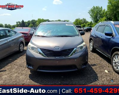 Used 2013 Toyota Sienna 5dr 7-Pass Van V6 LE AAS FWD (Natl)