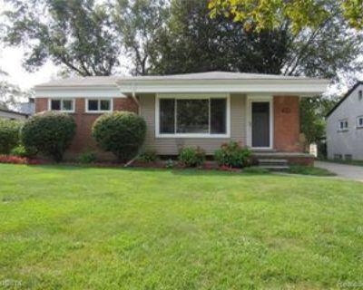 1018 Woodlawn Ave, Royal Oak, MI 48073 3 Bedroom House