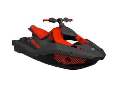 2021 Sea-Doo Spark Trixx 3-up Rotax 900 H.O. ACE IBR
