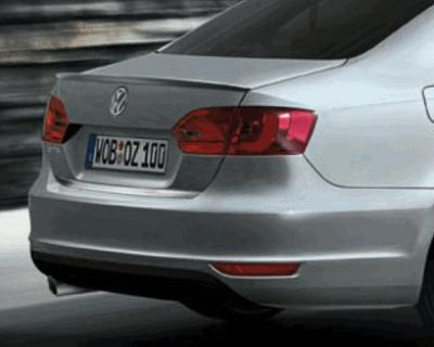 Volkswagen Jetta Chrome Rear Accent Strip