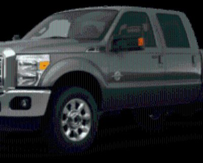 "2011 Ford Super Duty F-350 XLT Crew Cab 156"" 4WD"