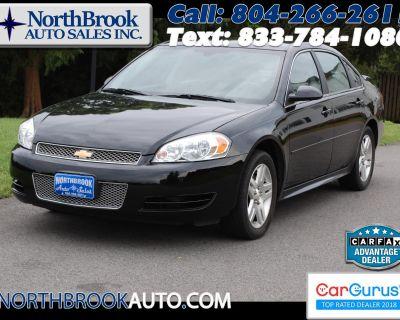 Used 2012 Chevrolet Impala 4dr Sdn LT Retail