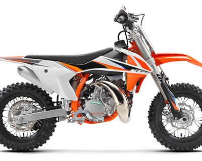 2022 KTM 50 SX Mini Motocross Off Road Waynesburg, PA