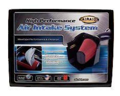 Airaid Air Intake System 07-10 Gmc Chevy 2500 Hd 3500 Diesel New In Box 200-215