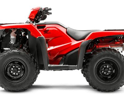 2021 Honda FourTrax Foreman 4x4 EPS ATV Utility Chico, CA