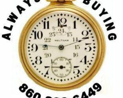 Mechanical watches wanted