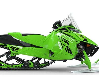 2022 Arctic Cat ZR 8000 RR ES with Kit Snowmobile -Trail Osseo, MN