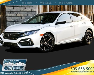 Used 2021 Honda Civic Sport