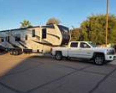 2020 Jayco Talon Platinum Toy Hauler 403 T