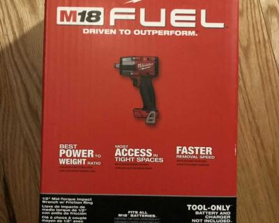 Milwaukee 2962-20 Impact Wrench Brand new ( Tool only)