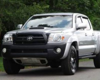 2006 Toyota Tacoma Double Cab 6.1' Bed V6 4WD Automatic