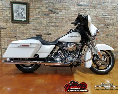 2011 Harley-Davidson Street Glide Touring Big Bend, WI