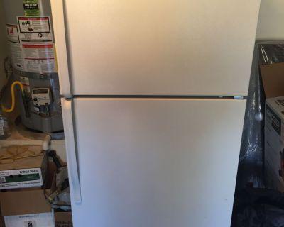 Refrigerator- WHITE