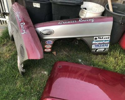 67 Chevy Nova Body Parts