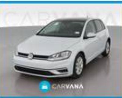 2021 Volkswagen Golf Gray, 2795 miles