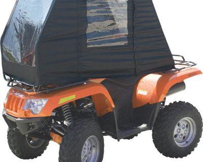 Atv-quad Cabin Cover Enclosure-cold Weather Cab-windows (62110)