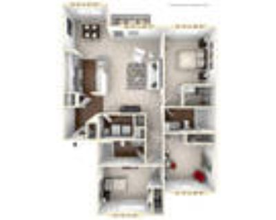 River Crossing Apartments - The Waverly 3 BR 2 BA