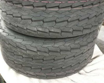 NEW Trailer tires 20.5 x 8.0 - 10