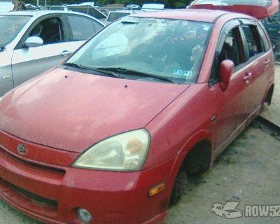 2003 Suzuki Aerio SX