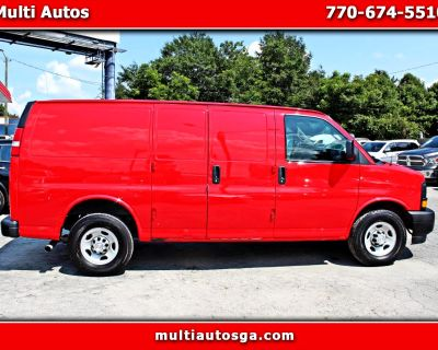 Used 2017 Chevrolet Express 2500 Cargo