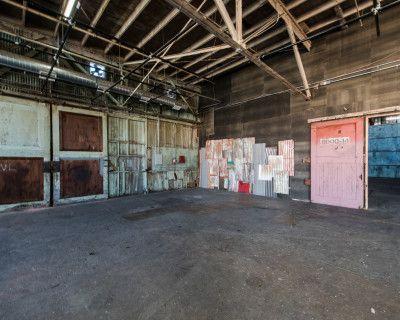 RAW Industrial Warehouse Studio in Los Angeles, Los Angeles, CA
