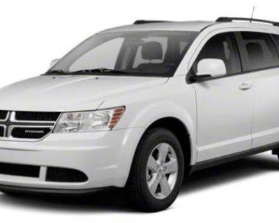 2013 Dodge Journey SE