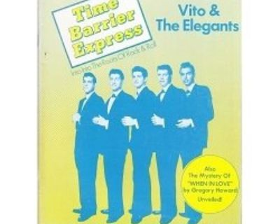 TIME BARRIER EXPRESS ~ Magazine #21 Vito & Elegants !