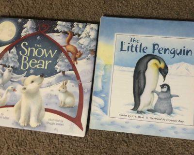 2 beautiful childrens books