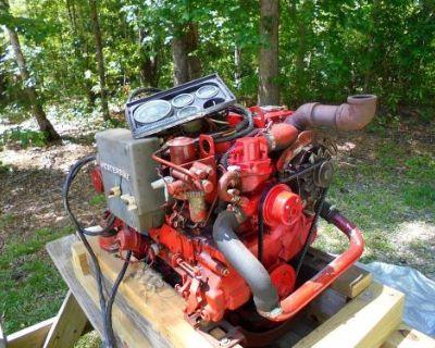 Westerbek Marine Diesel Sailboat Engine
