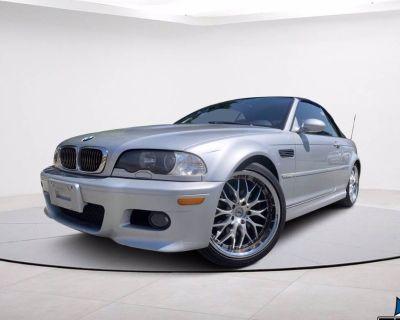 2002 BMW M3 Standard