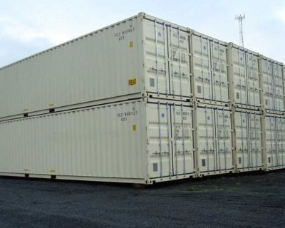 40ft one trip container