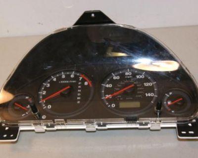 2001 2002 2003 Honda Civic Lx Cluster Speedometer Repair Service To Your Unit