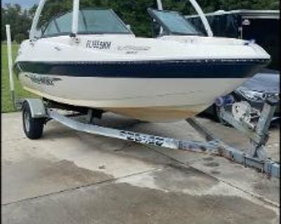 2003 Sea-Doo Sport Boats Utopia 205