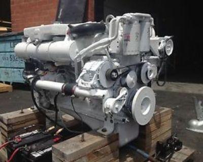 2013 Cummins Qsb 380 Hp 5.9 Turbo Diesel 450 Hrs!!