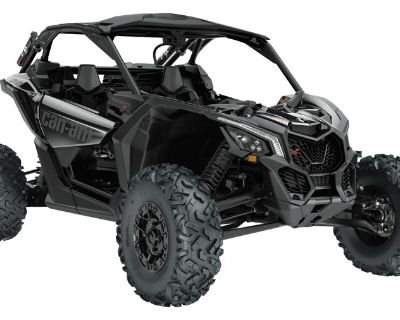 2021 Can-Am Maverick X3 X RS Turbo RR with Smart-Shox Utility Sport Amarillo, TX
