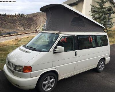 2002 Eurovan MV Weekender - *new tranny and engine