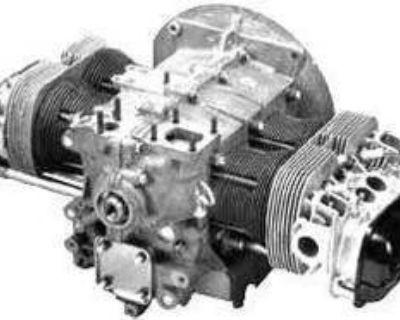 vw 1776 Longblock Engine