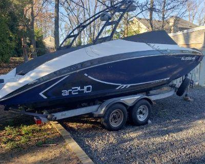 2016 Yamaha Boats AR240 HO