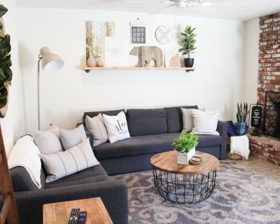 Newly Renovated! Cozy Condo in Quiet & Safe Neighborhood Near Sequoia Park - Visalia