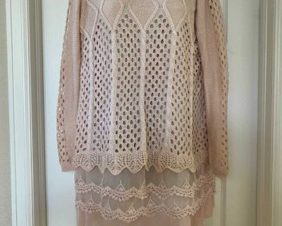 Brand New (w/tag) Simply Couture Long Layered Top