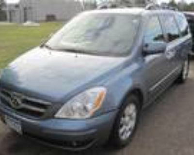 2007 Hyundai Entourage Blue, 158K miles