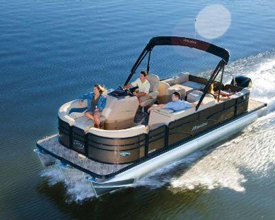 2021 Manitou 23 Encore SR Pontoon Boats Elk Grove, CA