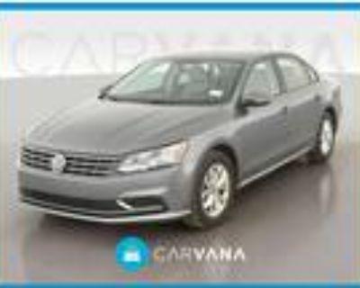 2018 Volkswagen Passat Gray, 38K miles
